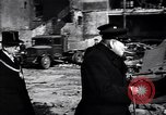 Image of Winston Churchill visiting bombed area of Britain United Kingdom, 1942, second 5 stock footage video 65675035710