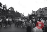 Image of Street demonstration protest march Tehran Iran, 1951, second 3 stock footage video 65675035717