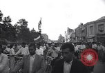 Image of Street demonstration protest march Tehran Iran, 1951, second 4 stock footage video 65675035717