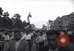 Image of Street demonstration protest march Tehran Iran, 1951, second 5 stock footage video 65675035717