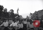 Image of Street demonstration protest march Tehran Iran, 1951, second 8 stock footage video 65675035717