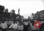Image of Street demonstration protest march Tehran Iran, 1951, second 9 stock footage video 65675035717