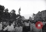 Image of Street demonstration protest march Tehran Iran, 1951, second 10 stock footage video 65675035717