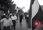 Image of Street demonstration protest march Tehran Iran, 1951, second 11 stock footage video 65675035717