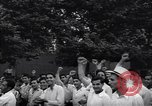 Image of Iranian demonstration for nationalization of Anglo-Iranian Oil Company Tehran Iran, 1951, second 7 stock footage video 65675035719