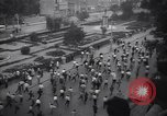 Image of Iranian demonstration for nationalization of Anglo-Iranian Oil Company Tehran Iran, 1951, second 11 stock footage video 65675035719