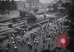 Image of Iranian demonstration for nationalization of Anglo-Iranian Oil Company Tehran Iran, 1951, second 12 stock footage video 65675035719