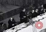 Image of Christopher spokesman Catholic Priest New York United States USA, 1951, second 1 stock footage video 65675035727