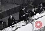 Image of Christopher spokesman Catholic Priest New York United States USA, 1951, second 9 stock footage video 65675035727