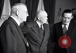 Image of Dwight D Eisenhower Washington DC USA, 1953, second 11 stock footage video 65675035729