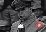 Image of Douglas MacArthur Jackson Mississippi USA, 1952, second 2 stock footage video 65675035731