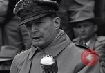 Image of Douglas MacArthur Jackson Mississippi USA, 1952, second 6 stock footage video 65675035731