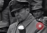 Image of Douglas MacArthur Jackson Mississippi USA, 1952, second 8 stock footage video 65675035731