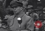 Image of Douglas MacArthur Speech Jackson Mississippi USA, 1952, second 3 stock footage video 65675035732