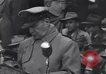 Image of Douglas MacArthur Speech Jackson Mississippi USA, 1952, second 4 stock footage video 65675035732