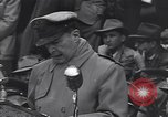 Image of Douglas MacArthur Speech Jackson Mississippi USA, 1952, second 5 stock footage video 65675035732