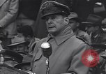 Image of Douglas MacArthur Speech Jackson Mississippi USA, 1952, second 6 stock footage video 65675035732