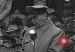 Image of Douglas MacArthur Speech Jackson Mississippi USA, 1952, second 9 stock footage video 65675035732