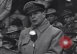Image of Douglas MacArthur Speech Jackson Mississippi USA, 1952, second 10 stock footage video 65675035732