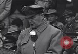Image of Douglas MacArthur Speech Jackson Mississippi USA, 1952, second 11 stock footage video 65675035732