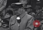 Image of Douglas MacArthur Speech Jackson Mississippi USA, 1952, second 12 stock footage video 65675035732