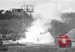 Image of Missile flight test Peenemunde Germany, 1942, second 9 stock footage video 65675035734