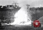 Image of Missile flight test Peenemunde Germany, 1942, second 11 stock footage video 65675035734