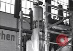 Image of Missile laboratory test Peenemunde Germany, 1942, second 8 stock footage video 65675035736