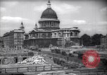 Image of Saint Paul's Cathedral London England United Kingdom, 1943, second 6 stock footage video 65675035742