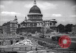 Image of Saint Paul's Cathedral London England United Kingdom, 1943, second 9 stock footage video 65675035742