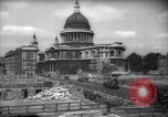 Image of Saint Paul's Cathedral London England United Kingdom, 1943, second 12 stock footage video 65675035742