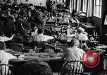 Image of Textile Mill New York United States USA, 1939, second 7 stock footage video 65675035753