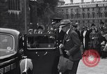 Image of US delegation arrives United Kingdom, 1939, second 6 stock footage video 65675035754