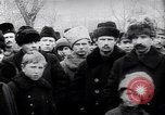 Image of Lenin's speech to civilians and soldiers Russia, 1919, second 6 stock footage video 65675035764
