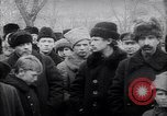 Image of Lenin's speech to civilians and soldiers Russia, 1919, second 9 stock footage video 65675035764