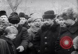 Image of Lenin's speech to civilians and soldiers Russia, 1919, second 11 stock footage video 65675035764