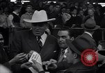 Image of Jack Dempsey at Brooklyn Dodgers game Brooklyn New York City USA, 1942, second 3 stock footage video 65675035769