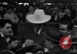 Image of Jack Dempsey at Brooklyn Dodgers game Brooklyn New York City USA, 1942, second 6 stock footage video 65675035769