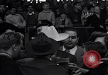 Image of Jack Dempsey at Brooklyn Dodgers game Brooklyn New York City USA, 1942, second 11 stock footage video 65675035769