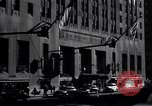 Image of Hotel Waldorf Astoria in 1940s New York City USA, 1942, second 3 stock footage video 65675035773