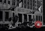 Image of Hotel Waldorf Astoria in 1940s New York City USA, 1942, second 9 stock footage video 65675035773