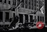 Image of Hotel Waldorf Astoria in 1940s New York City USA, 1942, second 11 stock footage video 65675035773