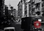 Image of Chinatown in Manhattan New York United States USA, 1942, second 6 stock footage video 65675035775