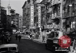 Image of Chinatown in Manhattan New York United States USA, 1942, second 7 stock footage video 65675035775