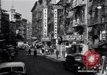 Image of Chinatown in Manhattan New York United States USA, 1942, second 9 stock footage video 65675035775