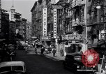 Image of Chinatown in Manhattan New York United States USA, 1942, second 11 stock footage video 65675035775