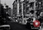 Image of Chinatown in Manhattan New York United States USA, 1942, second 12 stock footage video 65675035775