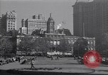 Image of New York City Hall and NYSE New York United States USA, 1942, second 1 stock footage video 65675035776