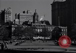 Image of New York City Hall and NYSE New York United States USA, 1942, second 4 stock footage video 65675035776