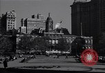 Image of New York City Hall and NYSE New York United States USA, 1942, second 6 stock footage video 65675035776